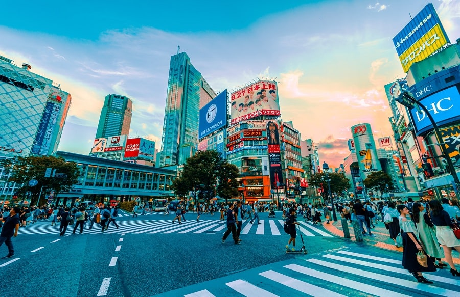 Best countries to dropship to: Japan