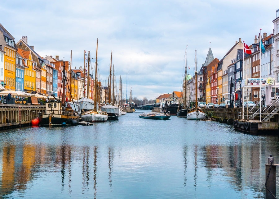 Countries to target for dropshipping: Denmark