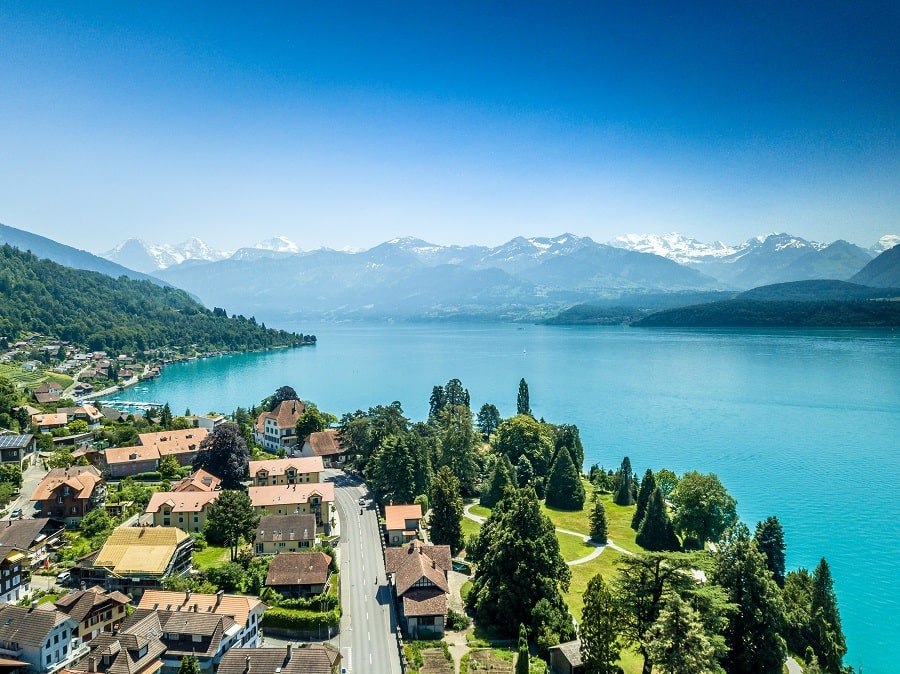 Best countries to dropship to: Switzerland