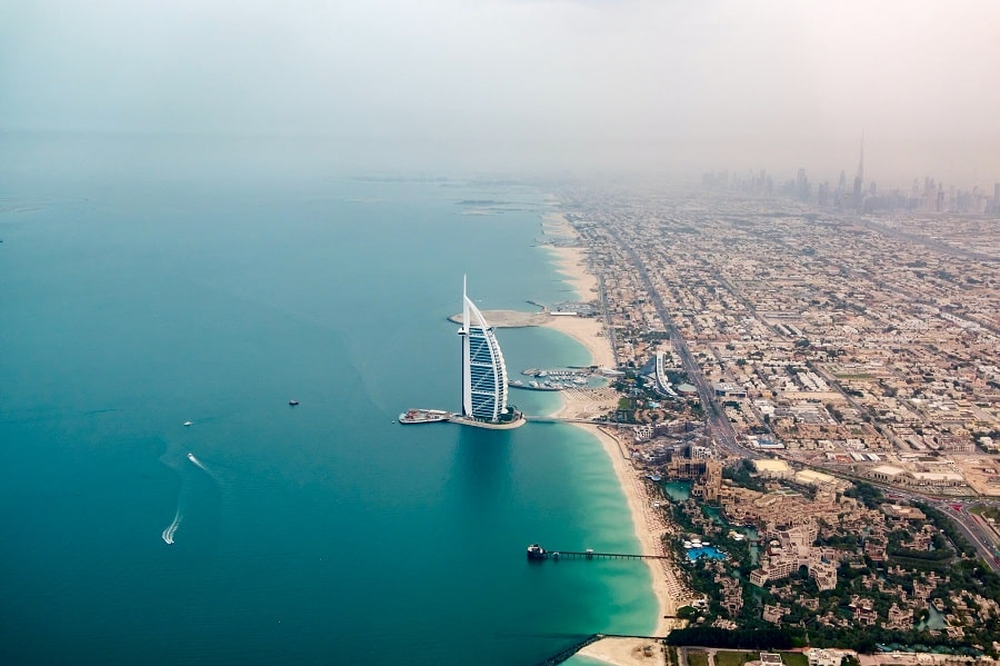 Countries to target for dropshipping: UAE