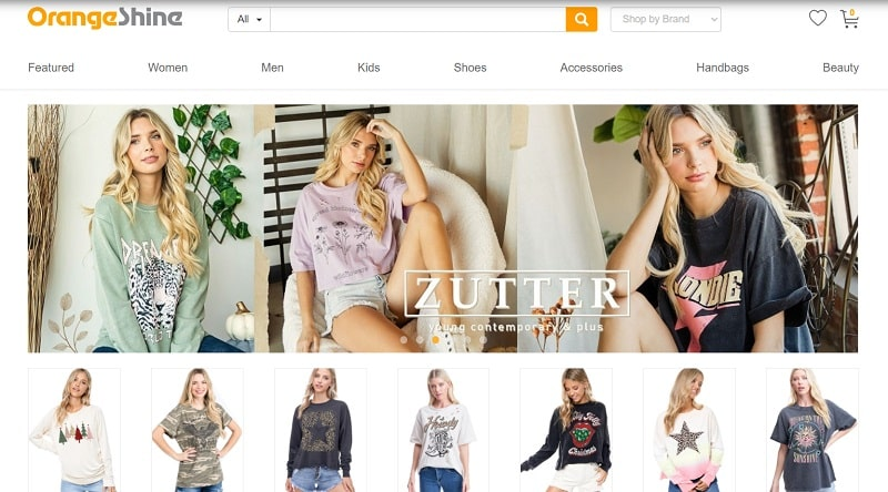 Good quality wholesale clothing vendor that sells clothing for women and men