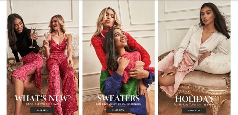 Ein hochwertiger Großhandelsanbieter von Boutique-Kleidung, der modische Artikel für Frauen verkauft