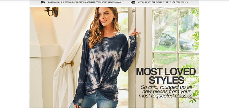Top U S A Good Quality Wholesale Boutique Clothing Suppliers Brandsgateway