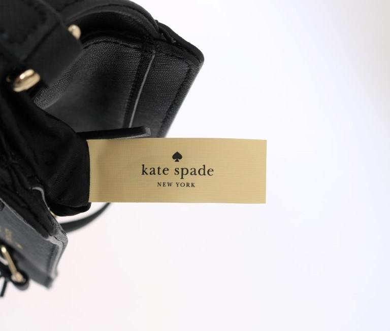 Black HANDLEE Leather Handbag
