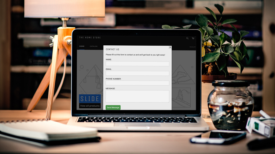 Best Shopify app for contact form