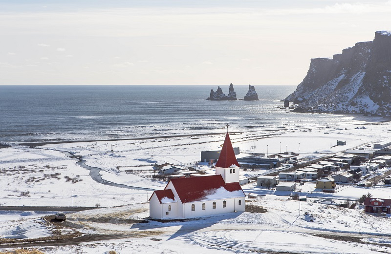 Best countries for dropshipping - Iceland