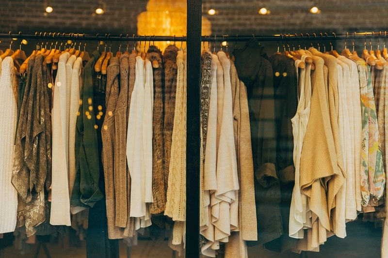eCommerce statistics show the Fashion industry as most popular for online shopping
