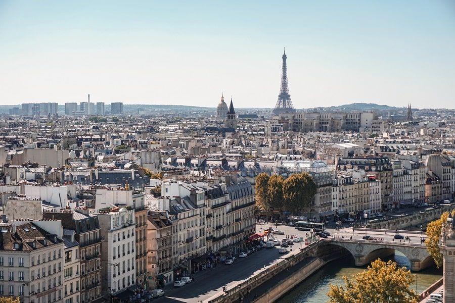 Paris is the birthplace of fashion