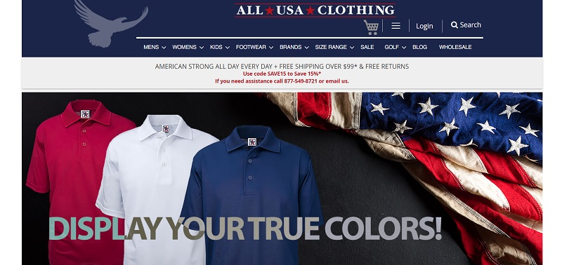 all usa wholesale clothing