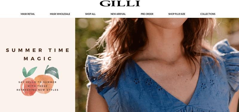 Wholesale vendor for women's clothing