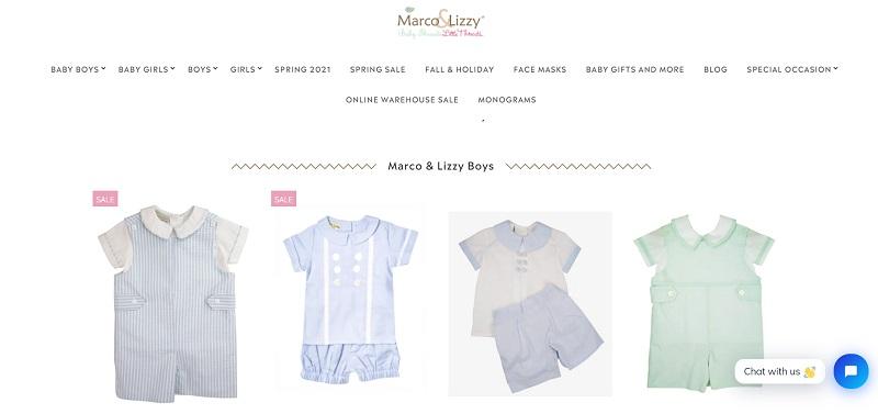 Little Threads - Wholesale supplier of children's clothing