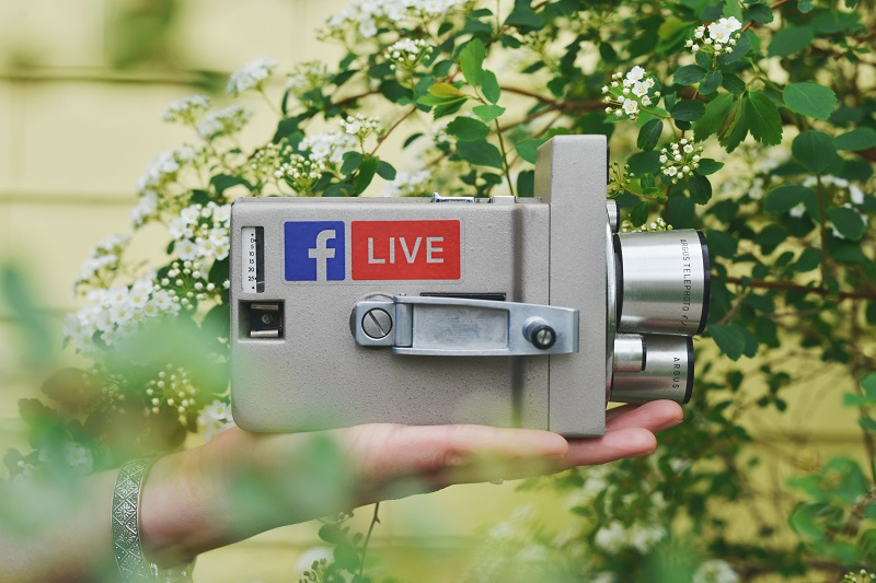Using Facebook Live can help you promote your business on social media