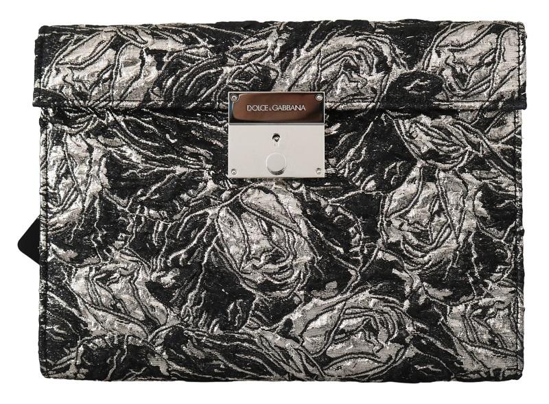 Fake vs. Original designer items: Dolce & Gabbana Briefcase Bag