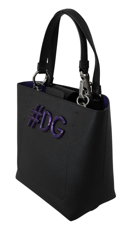 Fake vs. original designer items: Dolce & Gabbana authentic handbag