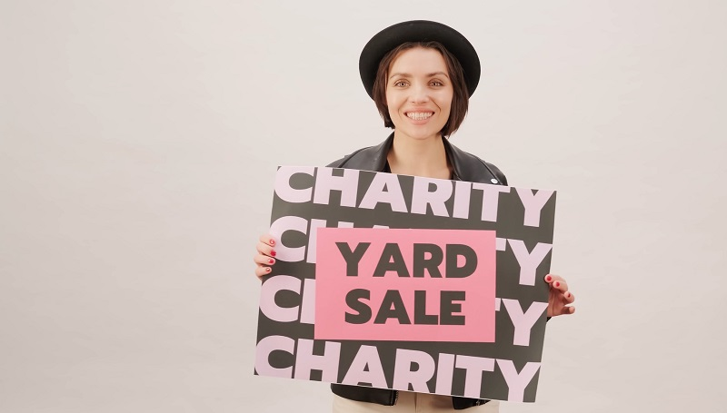Donate your overstock inventory to charity