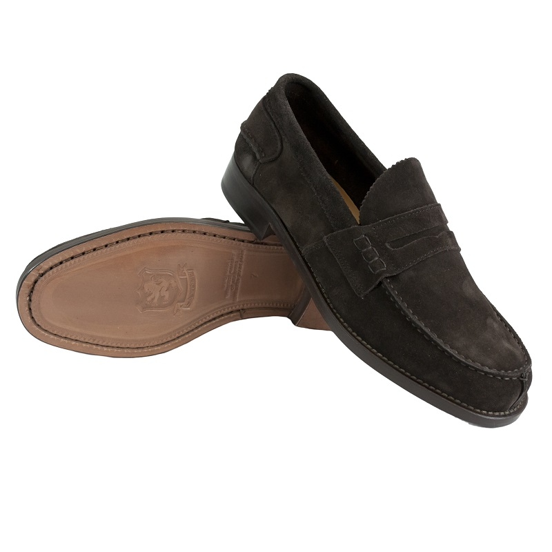 Saxone of Scotland men's loafers
