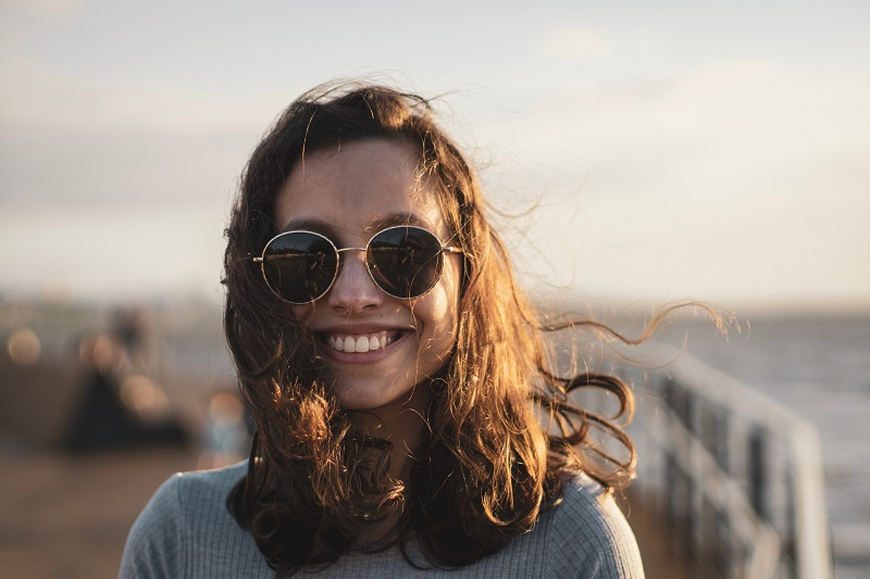 Round sunglasses dropshipping