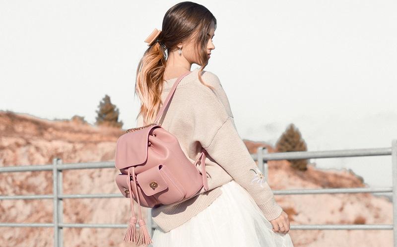 Dropshipping women's backpack